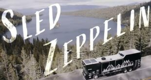 Sled Zeppelin a bus becomes a camping house 2 310x165 Video: Sled Zeppelin a bus becomes a camping house!