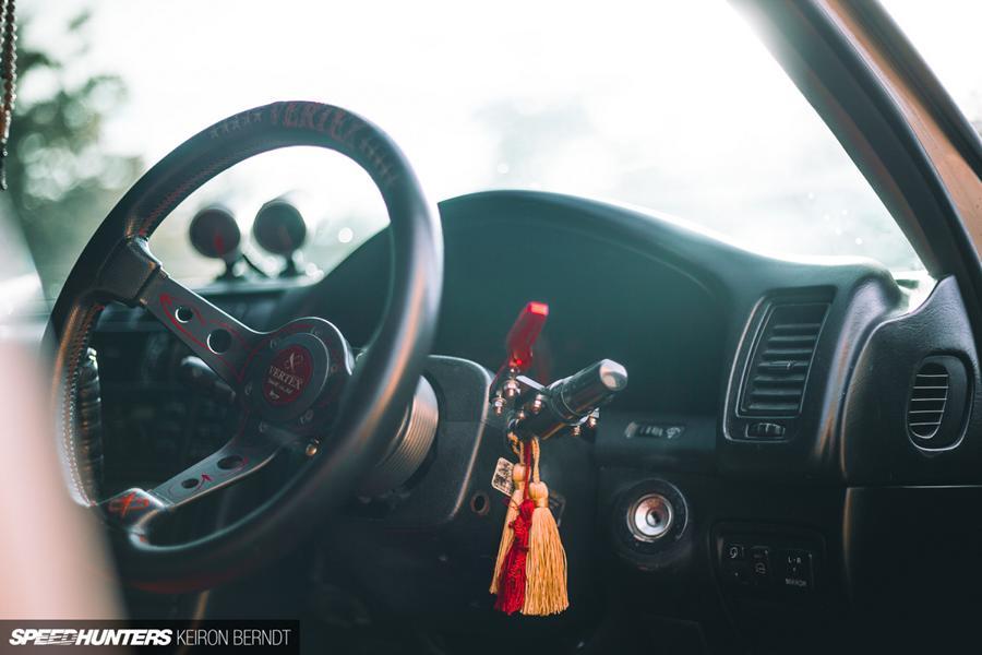 Toyota Aristo Camber Tuning VIP Style 11 Irrer Toyota Aristo mit Camber Tuning und VIP Style!