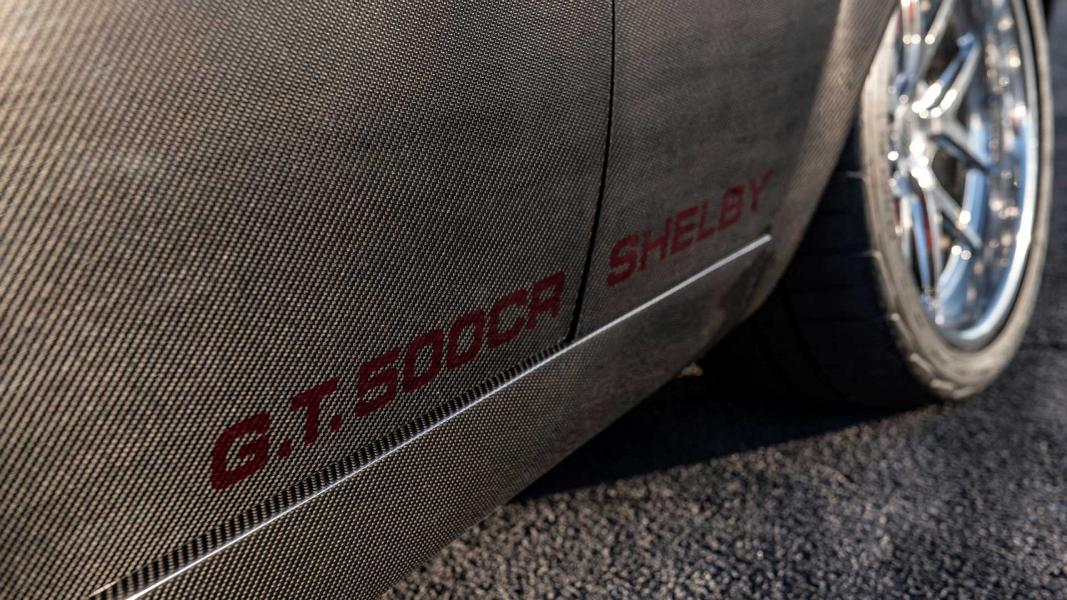 Vollcarbon Shelby GT500CR Ford Mustang Replika Tuning 18 Vollcarbon Shelby GT500CR Ford Mustang mit 810 PS!