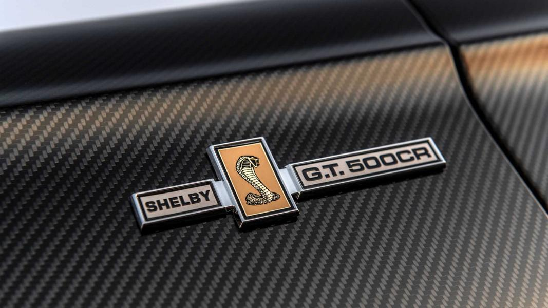Vollcarbon Shelby GT500CR Ford Mustang Replika Tuning 20 Vollcarbon Shelby GT500CR Ford Mustang mit 810 PS!