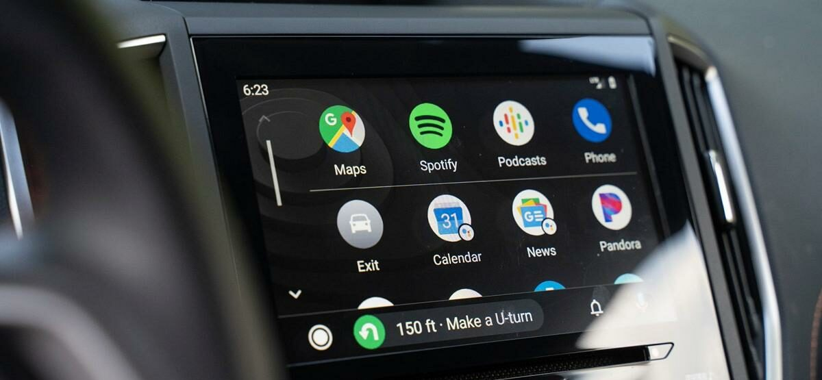 android auto google app e1613066639908 Android Auto System Review: Vor  und Nachteile!