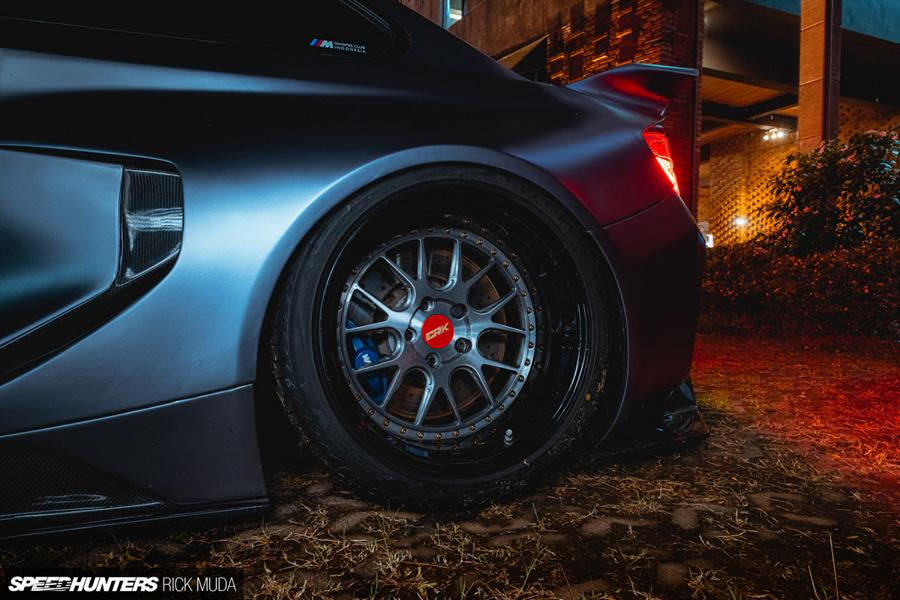 darwinpro BMW M2 Widebody Coupe F87 Tuning 34 Extrem brutal: BMW M2 Widebody Coupe aus Indonesien!