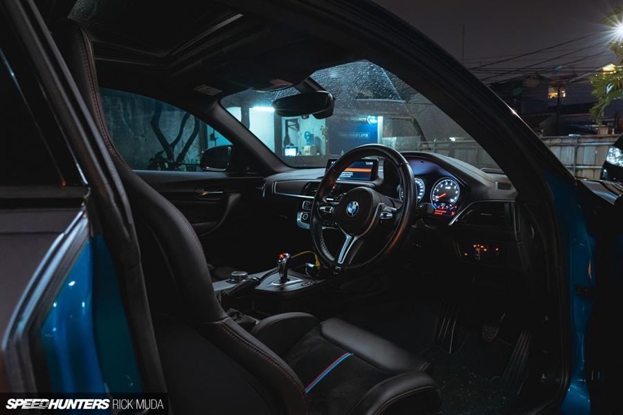 darwinpro BMW M2 Widebody Coupe F87 Tuning 51 Extrem brutal: BMW M2 Widebody Coupe aus Indonesien!