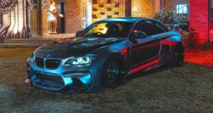 darwinpro BMW M2 Widebody Coupe F87 Tuning Header 310x165 Extrem brutal: BMW M2 Widebody Coupe aus Indonesien!