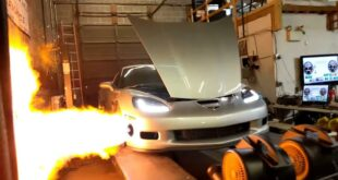 1300 HP CORVETTE EXPLODES AND CATCHES ON FIRE 4 8 screenshot 310x165 Video: 1.300 PS Tuning Corvette fängt auf Prüfstand Feuer!