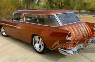 1955 Chevrolet Nomad CopperSol Restomod Header 310x205 copper colored 1955 Chevrolet Nomad CopperSol Restomod!