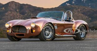 1965 Shelby 427 SC Cobra CSX 4600 replica tuning header 310x165 single piece 1965 Shelby 427 S / C Cobra CSX 4600!