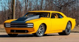 1968 Chevrolet Camaro %E2%80%9EImpulse Restomod von Bonnells 21 310x165 Video: Ohne Worte   2.630 PS Dodge Viper SRT V10!