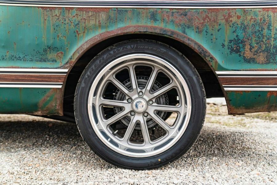 1969er Chevrolet C10 Restomod 7 1969er Chevrolet C10 Restomod mit modernem LS V8!