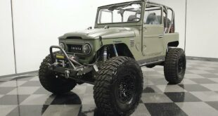1976er Toyota FJ40 Restomod 53 l Vortec Power 3 310x165 1976er Toyota FJ40 Restomod mit 5,3 l Vortec Power!