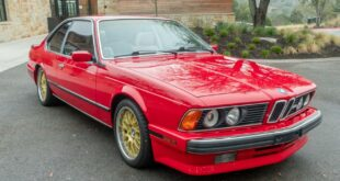 1986er BMW M635 Csi Coupe 17 inch BBS rims 1 310x165 Video: 1986er BMW M635 Csi Coupe on 17 inch BBS rims!