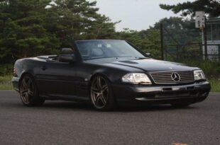 1991er Mercedes Benz SL 500 2JZ Engine Swap 12 310x205 1991er Mercedes Benz SL 500 mit 2JZ Engine Swap!