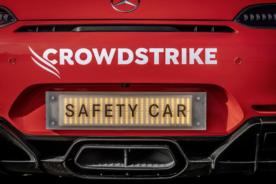 2021 Mercedes AMG Safety Car Medical Car Formel 1 10 2021 Mercedes AMG Safety Car und Medical Car der Formel 1