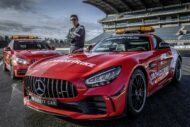 2021 Mercedes AMG Safety Car Medical Car Formel 1 3 190x127 2021 Mercedes AMG Safety Car und Medical Car der Formel 1