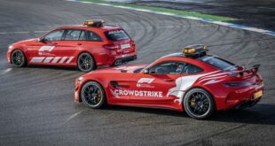 2021 Mercedes AMG Safety Car Medical Car Formel 1 4 310x165 2021 Mercedes AMG Safety Car und Medical Car der Formel 1