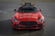 2021 Mercedes AMG Safety Car Medical Car Formel 1 9 190x127 2021 Mercedes AMG Safety Car und Medical Car der Formel 1