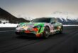 Great art for a good cause: Porsche Taycan Art Car!