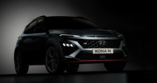 2021 Power SUV Hyundai Kona N 3 310x165 Hyundai Pony Gen.1 as a cool EV Restomod one-off!