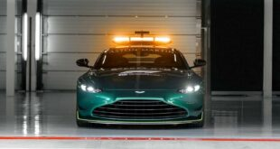 2021 Safety Car Formel 1 Aston Martin 9 310x165 Die Geschichte des Safety Cars in der Formel 1