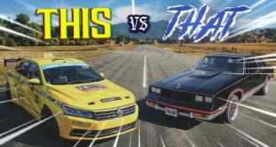 AWD VW Passat Driftcar vs. Carbon 1982 Oldsmobile 2 310x165 Video: AWD VW Passat Driftcar vs. Carbon 1982 Oldsmobile!