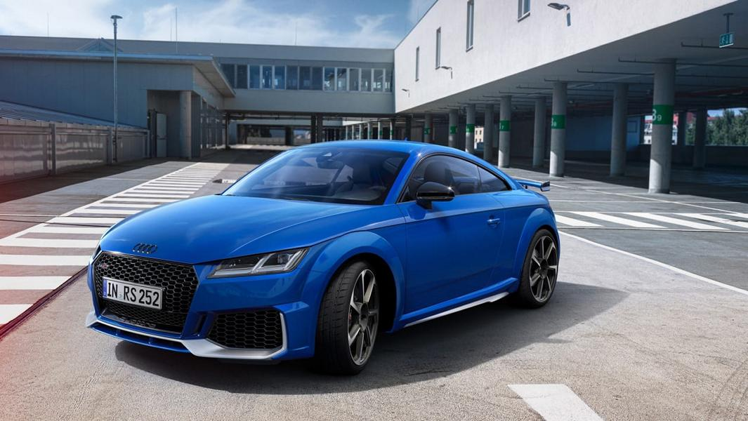 Audi Sport Nogaro Editions TT RS RS4 RS5 RS6 Tuning 2021 1 RS2 Hommage: Fünf Audi RS Modelle in Nogaro Blue!