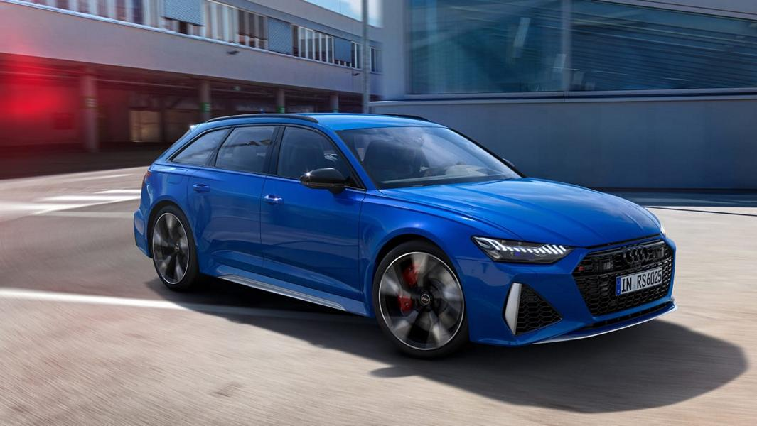 Audi Sport Nogaro Editions TT RS RS4 RS5 RS6 Tuning 2021 2 RS2 Hommage: Fünf Audi RS Modelle in Nogaro Blue!