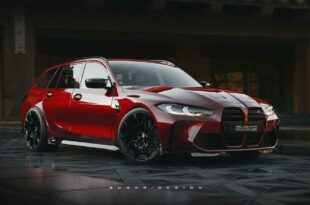 BMW M3 Touring G81 Competition Widebody Tuning 1 310x205 Preview: BMW M3 Touring & M4 Shooting Brake 2022!