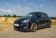 Barracuda Shoxx Suzuki Swift Sport 10 190x127 Kraftzwerg auf schicken Barracudas: Shoxx am Suzuki Swift Sport