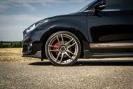 Barracuda Shoxx Suzuki Swift Sport 13 190x127 Kraftzwerg auf schicken Barracudas: Shoxx am Suzuki Swift Sport