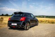 Barracuda Shoxx Suzuki Swift Sport 14 190x127 Kraftzwerg auf schicken Barracudas: Shoxx am Suzuki Swift Sport