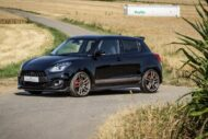 Barracuda Shoxx Suzuki Swift Sport 7 190x127 Kraftzwerg auf schicken Barracudas: Shoxx am Suzuki Swift Sport
