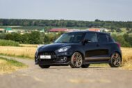 Barracuda Shoxx Suzuki Swift Sport 8 190x127 Kraftzwerg auf schicken Barracudas: Shoxx am Suzuki Swift Sport