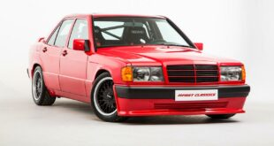 Brabus 3.6S Lightweight Mercedes 190 E W201 Tuning Header 310x165 Brabus 3.6S Lightweight Mercedes 190 E wird verkauft!