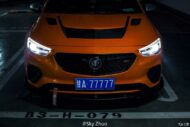 Buick Regal GS Airbrush Race Style Tuning 11 190x127 Buick Regal GS mit Airbrush Motorhaube und Race Style!