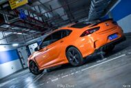 Buick Regal GS Airbrush Race Style Tuning 13 190x127 Buick Regal GS mit Airbrush Motorhaube und Race Style!