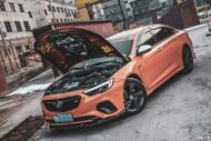 Buick Regal GS Airbrush Race Style Tuning 7 190x127 Buick Regal GS mit Airbrush Motorhaube und Race Style!