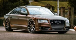 Cor.Speed ​​DeVille rims Audi A8 4H foiling header 310x165 Cor.Speed ​​DeVille rims on the Audi A8 (D4) with foiling!