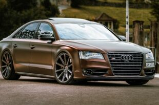 Cor.Speed ​​DeVille rims Audi A8 4H foiling header 310x205 Cor.Speed ​​DeVille rims on the Audi A8 (D4) with foiling!