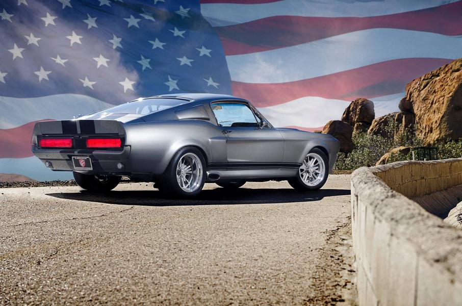 Ford Mustang Fastback Eleanor Fusion Motor Company Restomod 12 Ford Mustang Fastback Eleanor von der Fusion Motor Company!
