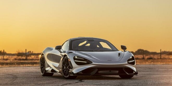 1.000 PS im Hennessey Performance McLaren 765LT!
