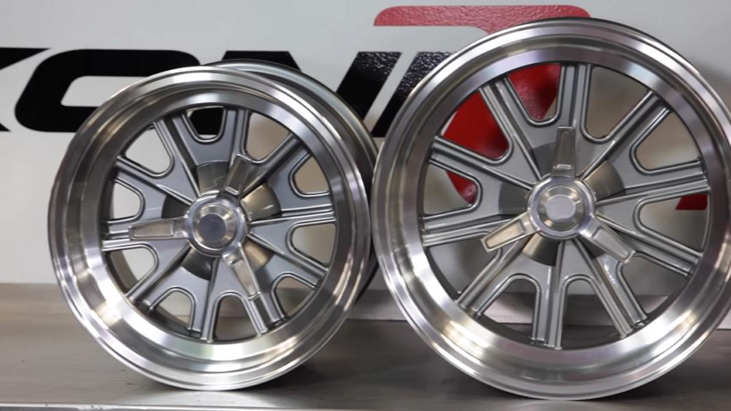 Halibrand Replica Wheels 2 Halibrand wheels: Classik Style für den Old  u. Youngtimer!