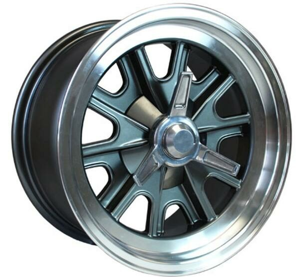 Halibrand Replica Wheels e1615278255784 Halibrand wheels: Classik Style für den Old  u. Youngtimer!