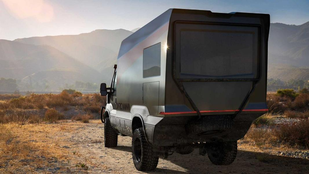 Iveco Daily 4x4 als maechtiger Darc Mono Dakar Offroader 3 Iveco Daily 4x4 als mächtiger Darc Mono Dakar Offroader!