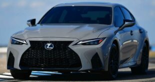 Lexus IS 500 F Sport Performance Launch Edition 2022 20 310x165 Lexus IS 500 F Sport Performance Launch Edition 2022!