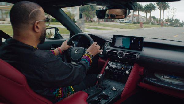 Lexus IS Wax Edition Sonderanfertigung 3 Mit Plattenspieler: Lexus IS Wax Edition Sonderanfertigung!