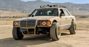 Low Budget Mercedes S Class as Diesel Offroader 2 310x165 Video: Low Budget Mercedes S Class as Diesel Offroader!