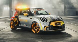 MINI Electric Pacesetter inspired JCW Formel E Header 310x165 Sharing is Caring: die Zukunft der privaten Peer to peer Mobilität mit MINI Sharing.