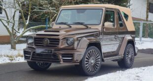"Mansory Mercedes G 500 Cabrio Speranza Header 310x165 ""MANSORY F8XX"" Complete conversion of the Ferrari F8 Tributo!"