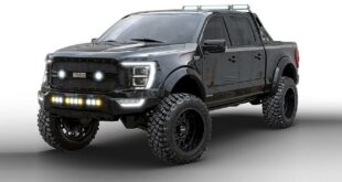 Maxlider Motors 2021 Ford F 150 Midnite Edition Tuning Header 2 310x165 2022 Maxlider Ford Bronco mit 6x6 Antrieb und Bodykit!