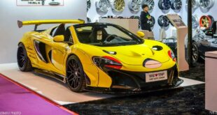 McLaren 650S Spider Widebody Kit Pikachu Folierung Header 310x165 Liberty Walk Widebody Kit jetzt auch für den Jeep Wrangler!